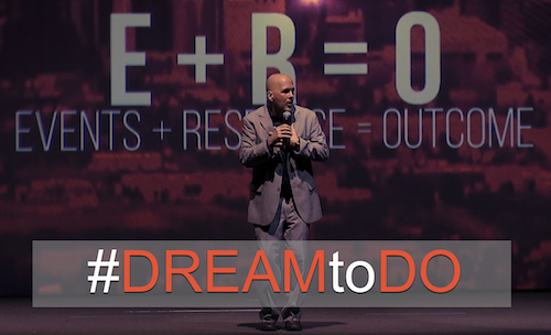 Keynote Speaker - Kent Julian - DREAM to DO - CSP Speaker