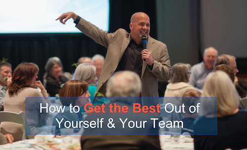 Keynote Speaker - Kent Julian - Professional Speaker - Getting the Best Out of Yourself and Your Team
