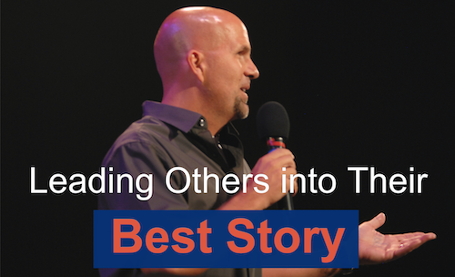 Leading Others into Their Best Story - Youth Motivational Speakers - Kent Julian