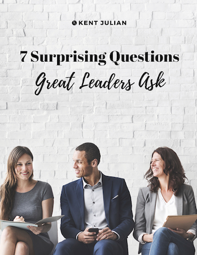 7 Suprising Questions Great Leaders Ask - Employee Engagement Speaker - E+R=O speaker